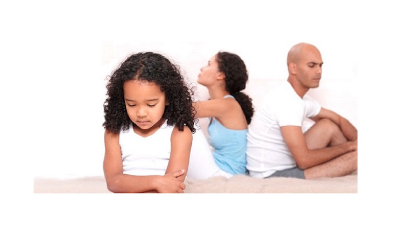 Relationships after divorce with children